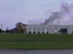 Fire in Arlington