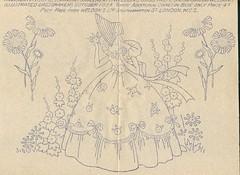 Crinoline Lady