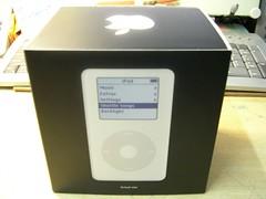 iPod's Box