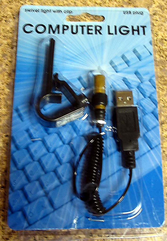 LED Lightbar Project: Computer Light USB LED Attachment