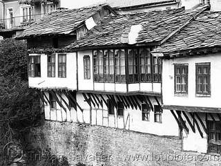 3655 - Old houses in Troyan - Трявна (Bulgaria) | by loupiote (Old Skool) pro