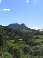 View near Enchanted Mountain