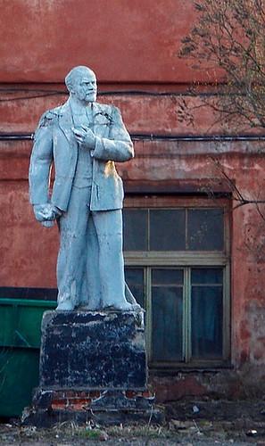 Три ноги Владимира Ильича
