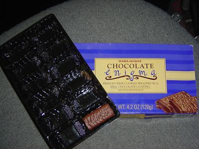 chocolate Enigma