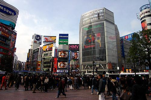 Shibuya-ONE PIECE07