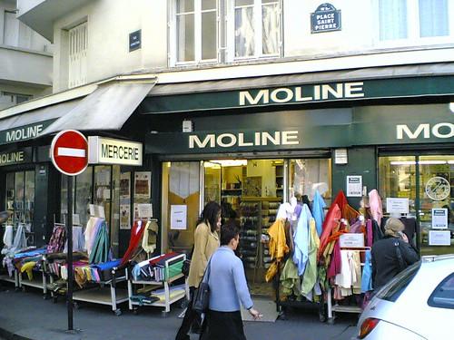 Mercerie Moline