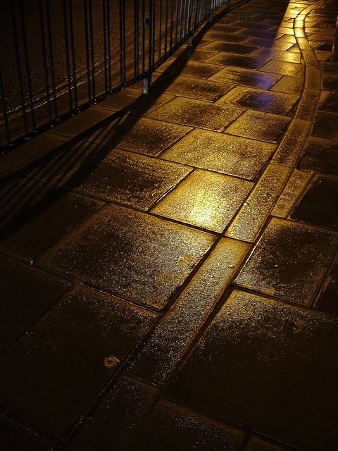 121 Paved with Gold