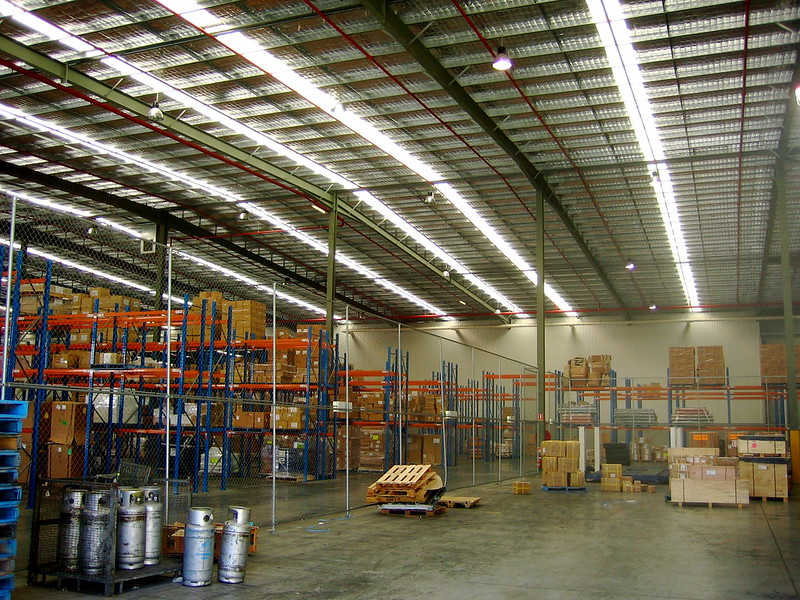 Sydney Port Warehouse
