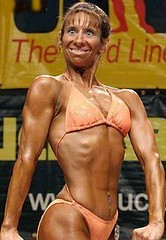 uzhast-1 - Scary woment of bodybuilding
