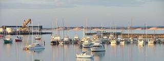 Bunbury harbour, Western Australia