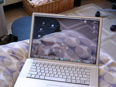 Transparent Powerbook #2
