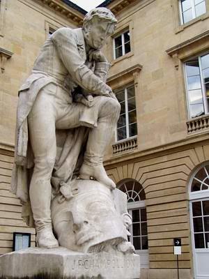 Champollion - Bartholdi