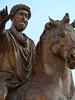 Marcus Aurelius Closeup