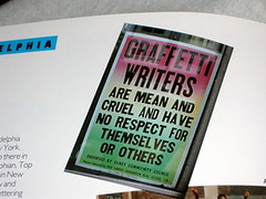 Greffetti Writers Are Mean