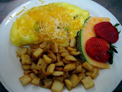 Breakfast in Denver