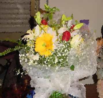 flores parabéns
