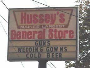 Hussey's