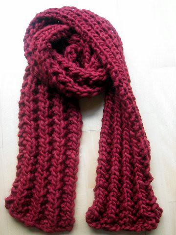 La meva primera bufanda