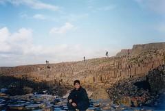Giant's Causeway, Northern Ireland, UK