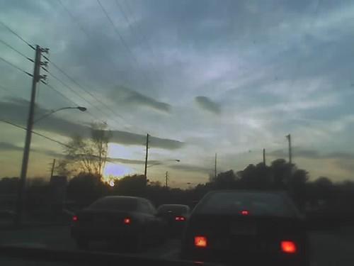 Sunset on Scott blud.