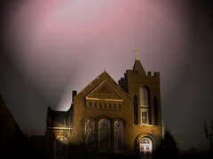 Old Church (night)