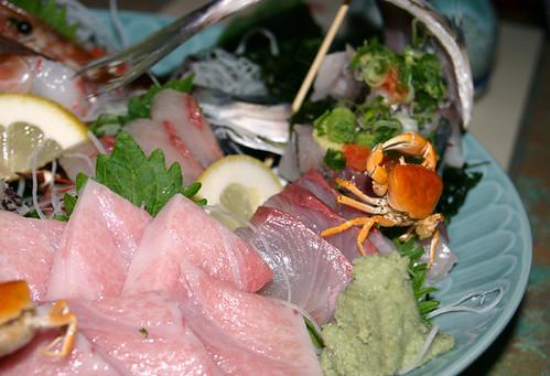 yuzu-sashimi