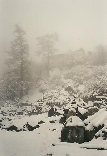 Yading misty2