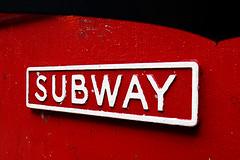 rainy subway | by dcJohn