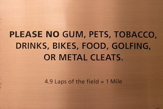 No metal cleats | by Ti.mo
