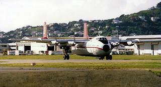 Argosy at Wellington 1980