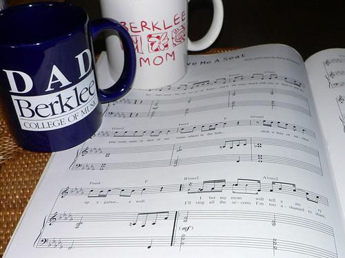 Berklee Music Mugs