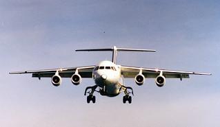 B Ae 146, Wellington 1995