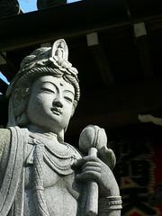 Meguro, Daienji temple 01