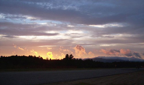 summer sunset newhampshire nh trees sky clouds jaffrey