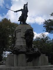 Rio Grande Statue