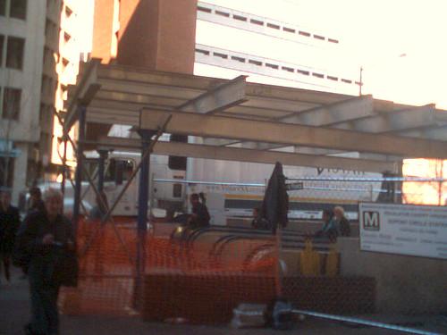 Dupont Circle Metro Canopy