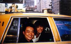 Fake NY cab