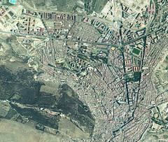 Jaén desde el cielo