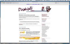 deakialli en mac