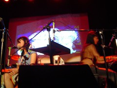 Coco Rosie at Bowery Ballroom, April 10th 2005 (opening for M. Ward)