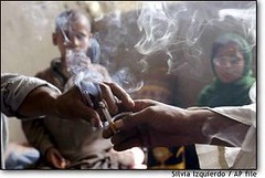 Drug use in Afghanistan