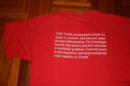 CISV Canada explains CISV.