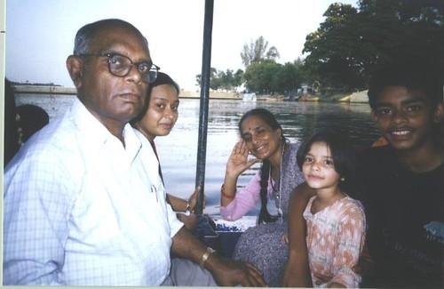 Boating, Vrindhavan Garden Mysore