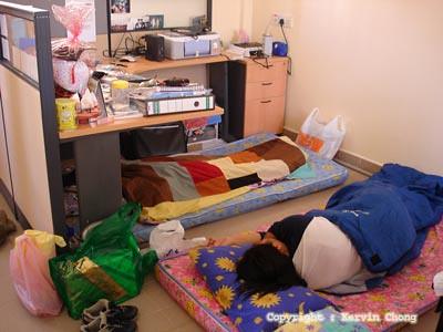 Sleep-lab