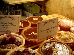 inside Balthazar Bakery