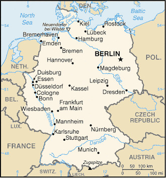 Pictures Of Germany Map.Germany Map Enter Germany 15000 Photos Slideshow Me Flickr