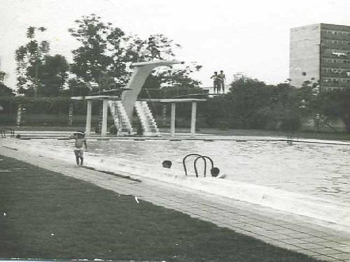 piscina ferroviário