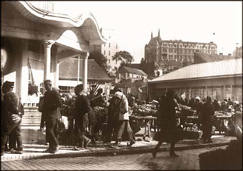 zeleni venac 1930