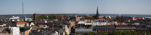Helsinki panorama from Hotel Torni | by the-tml