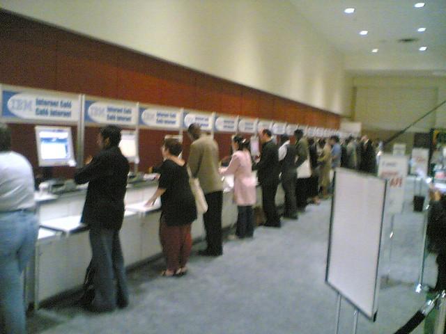 "IBM ""Internet Cafe"" at World Urban Forum"